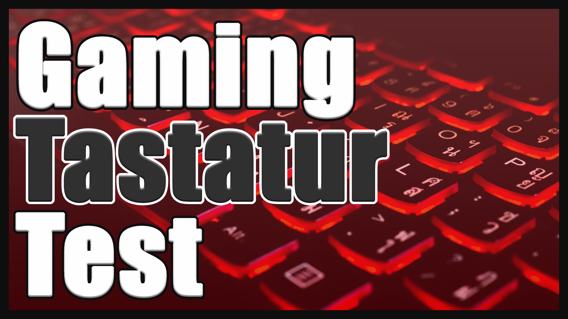 ► Gaming Tastatur Test | Mechanische Gaming Tastatur Test Ratgeber ♥