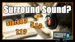 ► Welche Dolby Surround Sound Unterschiede gibt es | Stereo, 5.1, 7.1 Surround?